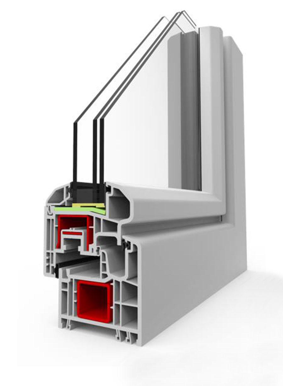 Costo finestre in pvc affordable finestre in legno prezzi for Costo finestre pvc mq