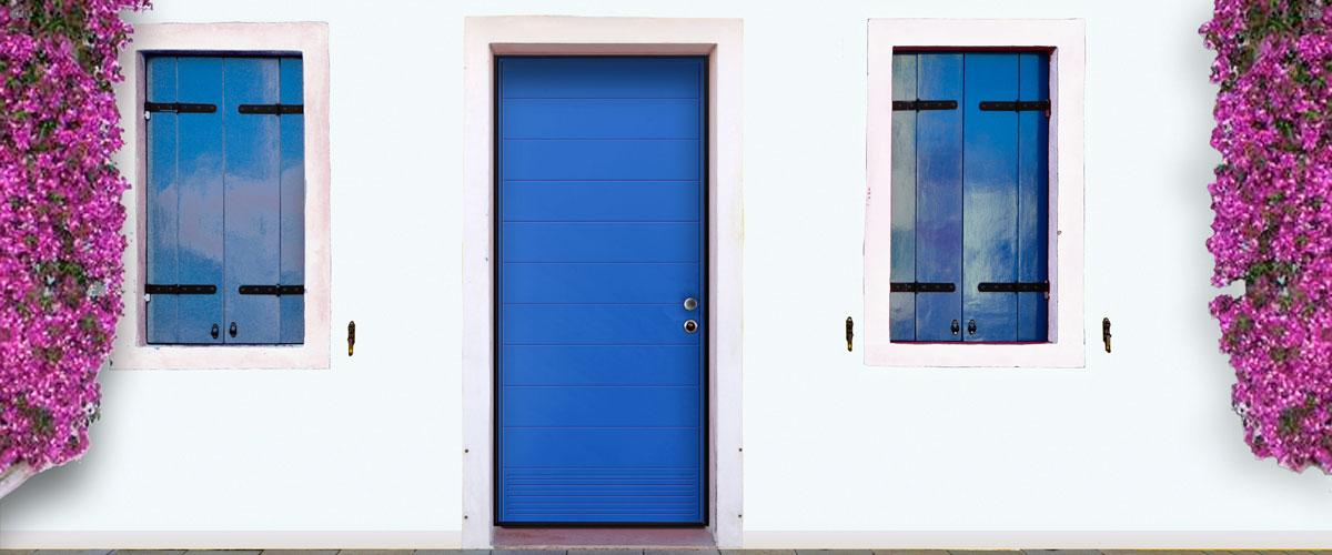 Serramenti pvc - Porta blindata classe 4 ...
