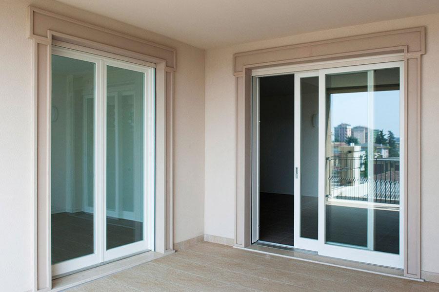 Stunning porta finestra scorrevole prezzi ideas for Infissi balcone