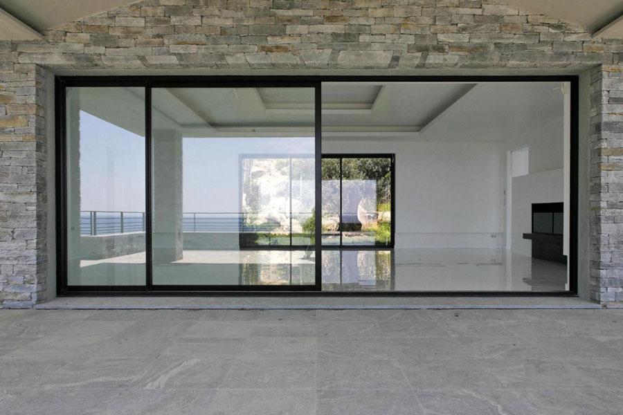 Serramenti in alluminio - Dimensioni finestre scorrevoli ...